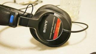 DTMには必須!!モニター用ヘッドホンSONY【MDR-CD900ST】を買って思った事