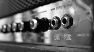アンプのインプットHIGH(ハイ)とLOW(ロー)の使い分け方【ギターの音作り】
